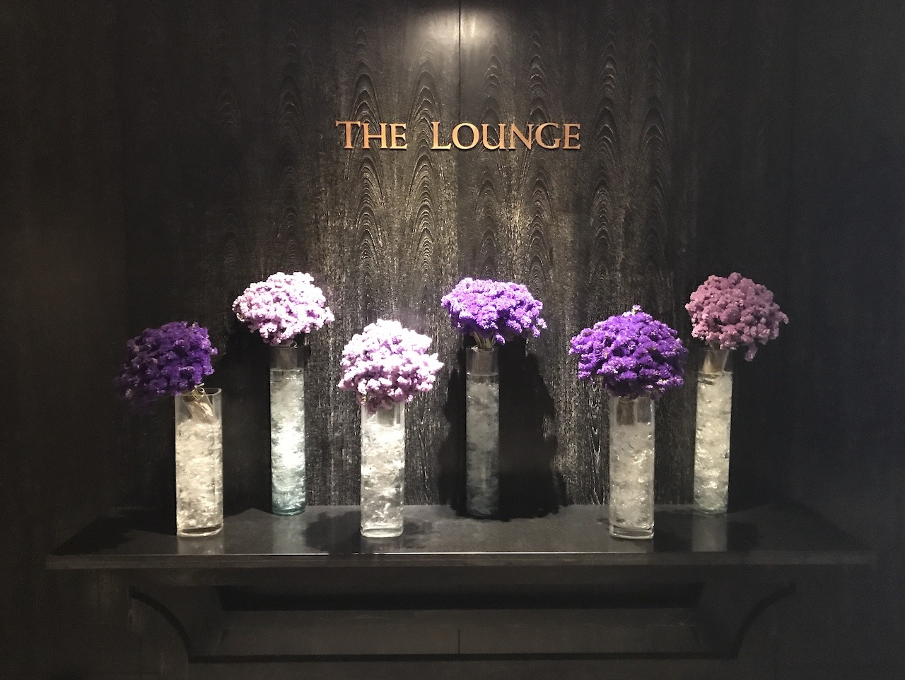 JW Marriott Bangkok lounge entrance