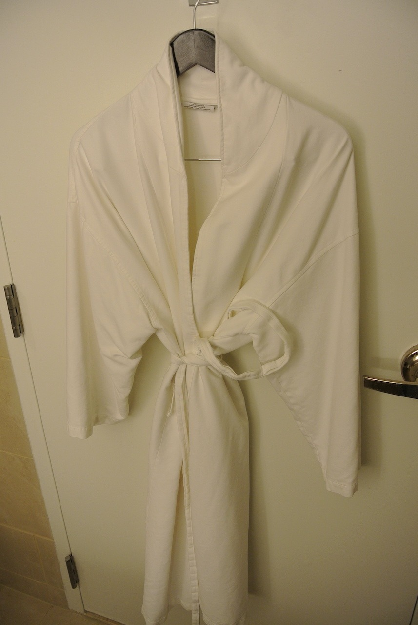 Comfortable robes