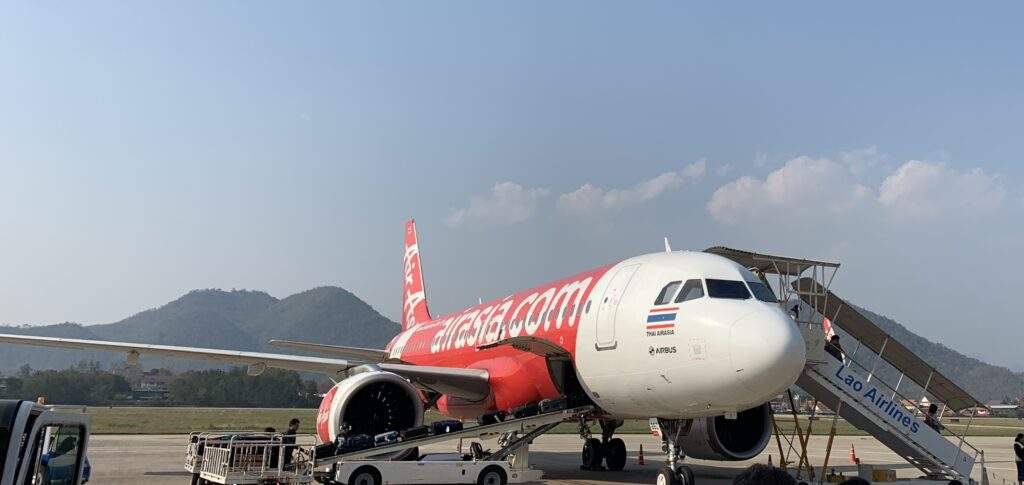 Bangkok airline for visiting during the best time of year to visit bangkok